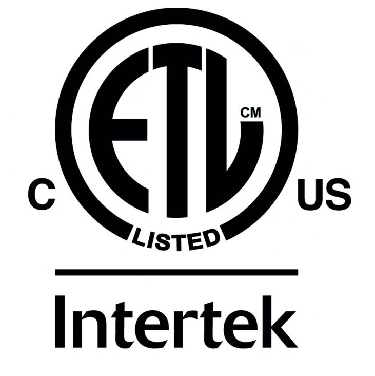 Intertek logo - electrical certification